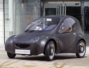 Riversimple Urban Car